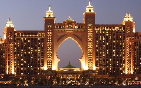 Atlantis – Dubaï - DETAILS