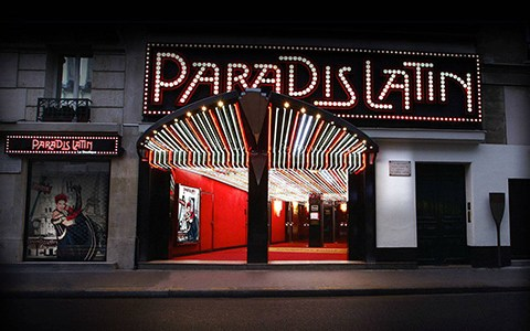 Cabaret Paradis - Paris - DETAILS