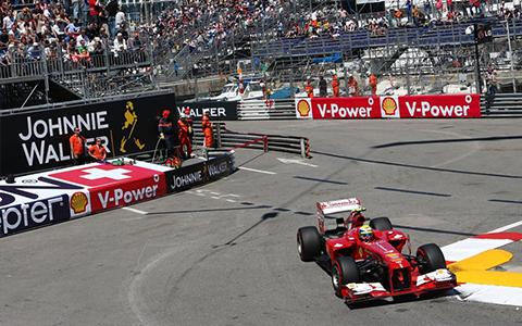 Monaco Grand Prix - DETAILS