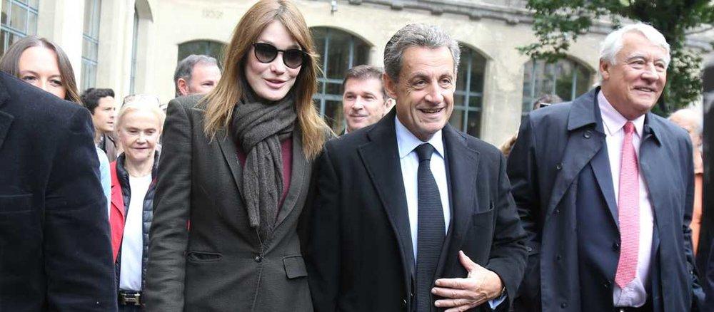 Nicolas Sarkozy - Paris