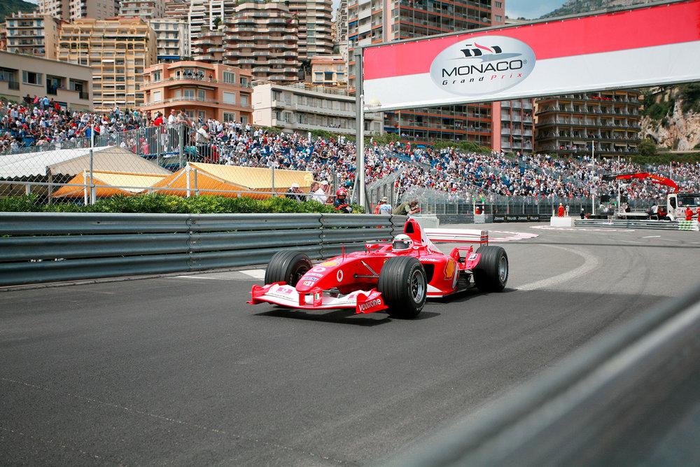 Grand prix de monaco - Monaco
