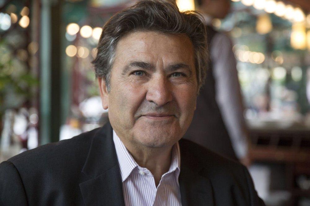 Paul Amar - Bar Mitsvah's son
