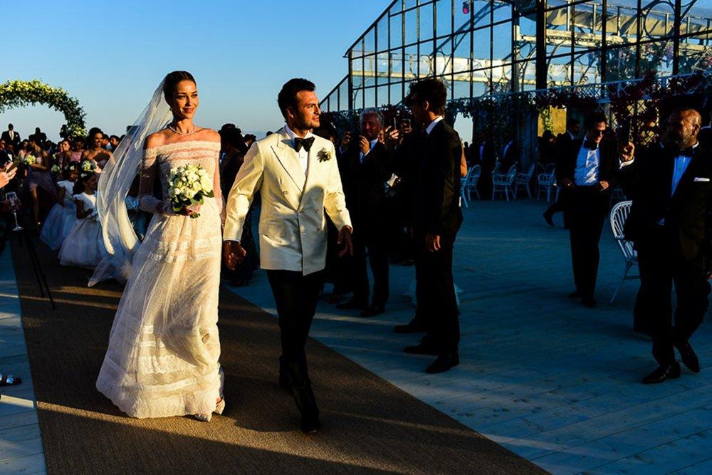 Ana Barros & Karim El Chiaty - Mykonos