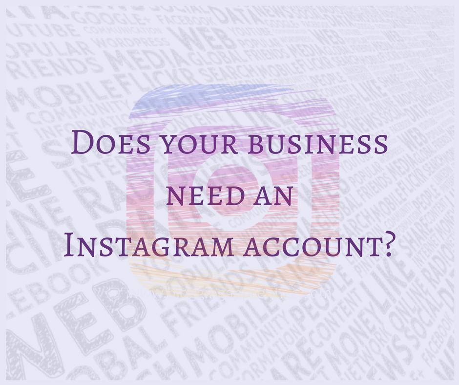 What are the advantages of using Instagram to promote your business online, over other social media platforms? Read it on BloggingApprentice.com!