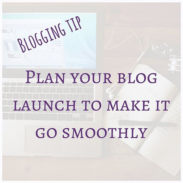 "Launching a blog can be a daunting task, but with some thorough planning, it becomes much easier.⠀ ⠀ Follow the ""7 steps to launch your blog"" on the Blogging Apprentice website to lead you through the hardest part... ⠀ ⠀ And enjoy the journey! ⠀ ⠀ #blogger #bloggingtip #bloggingjourney #startablog #startabusiness"