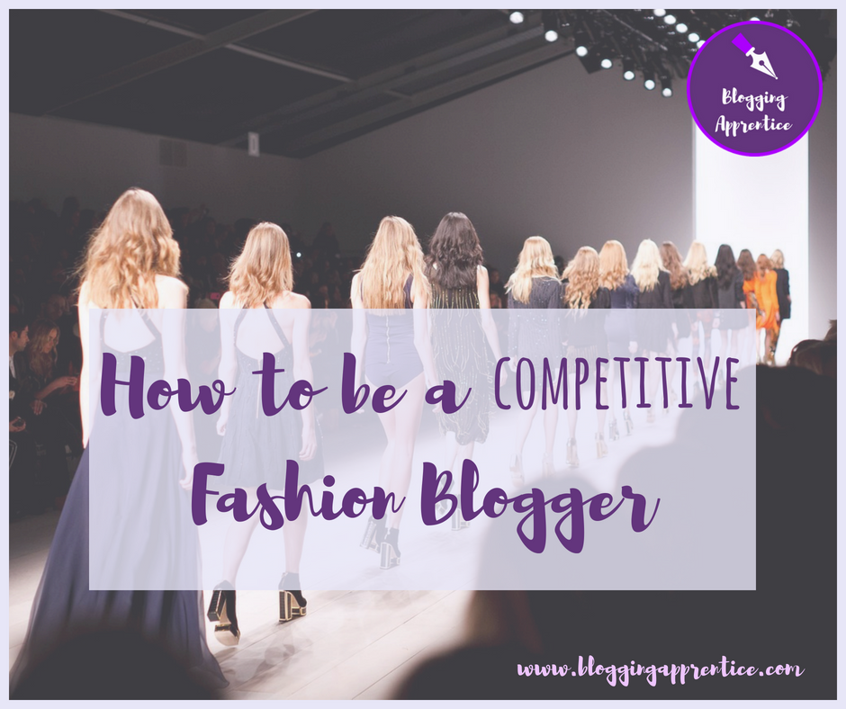 A fashion blog is so much more than posting pretty pictures of cute outfits! - BloggingApprentice.com