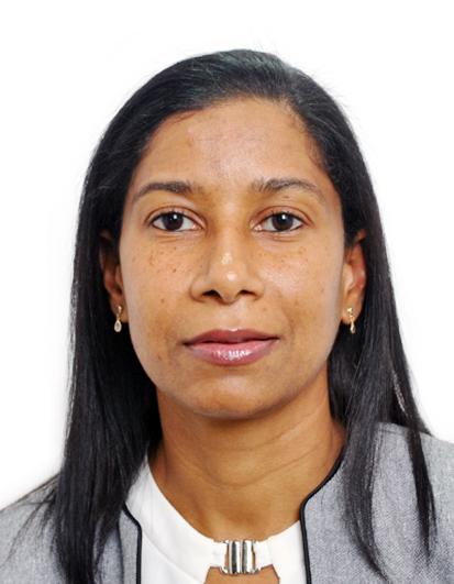 Dalila Daia - Mozambique Programme Coordinator