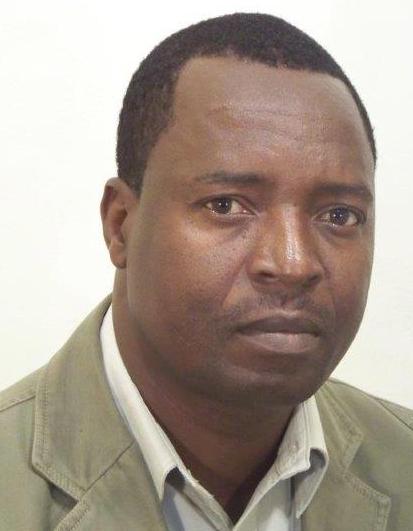Fungai Dewere - Zimbabwe & Zambia Programme Coordinator