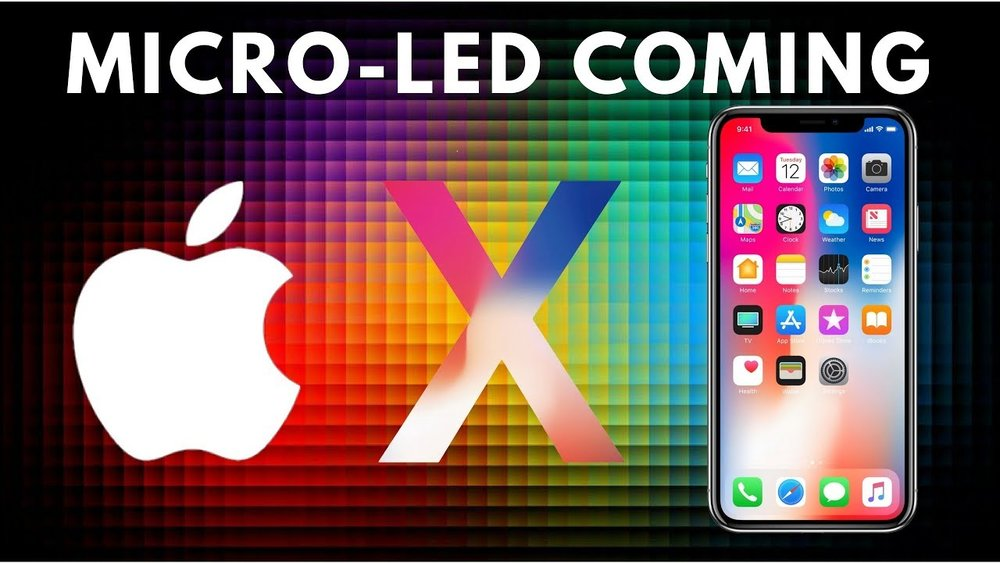 Micro-LED 3