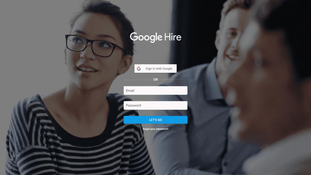 Google Hire 2