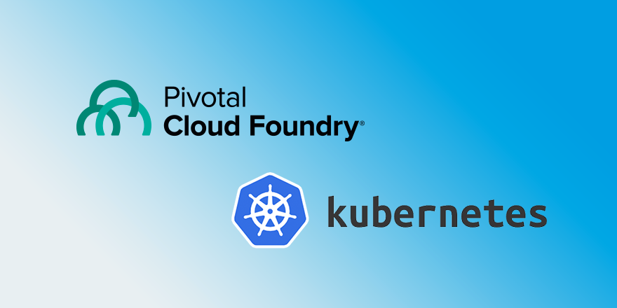 Cloud Foundry and Kubernetes 2
