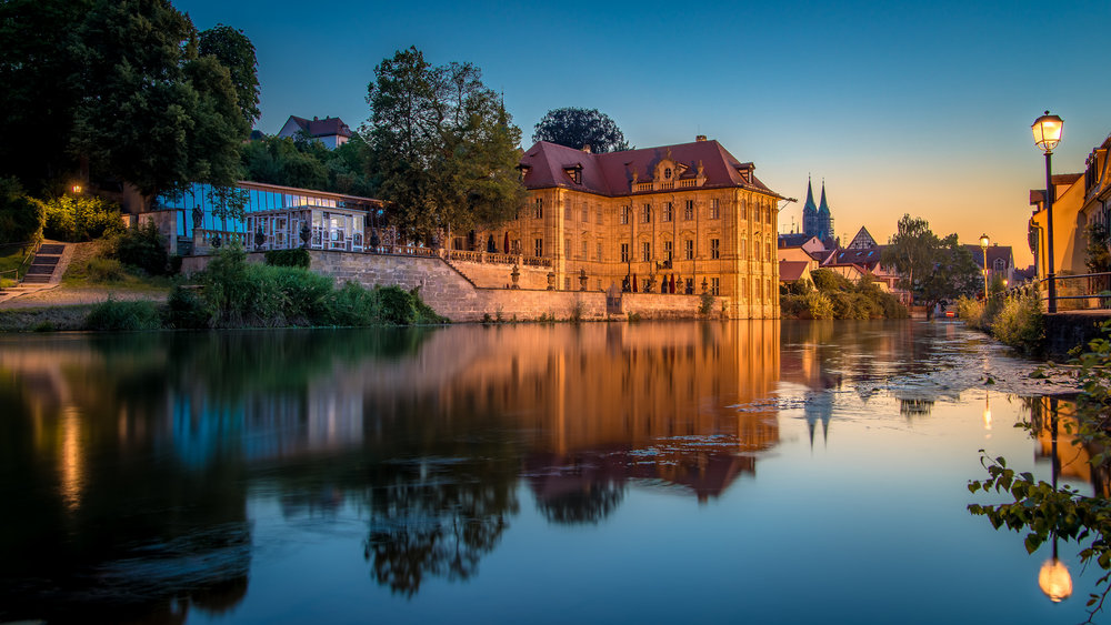 Künstlerhaus Villa Concordia Bamberg