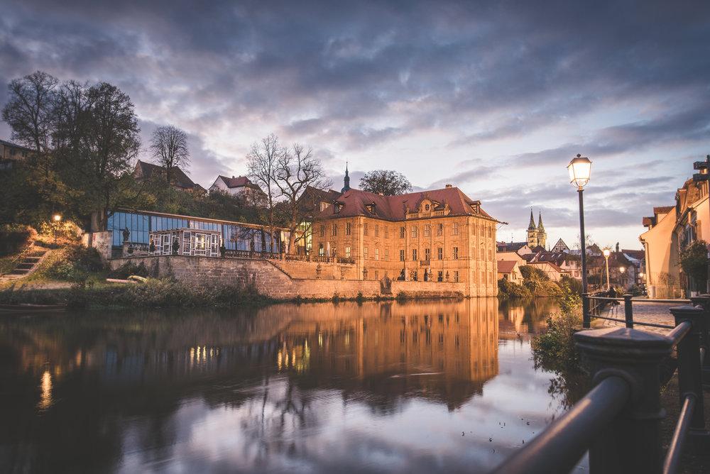 Künstlerhaus Villa Concordia in Bamberg
