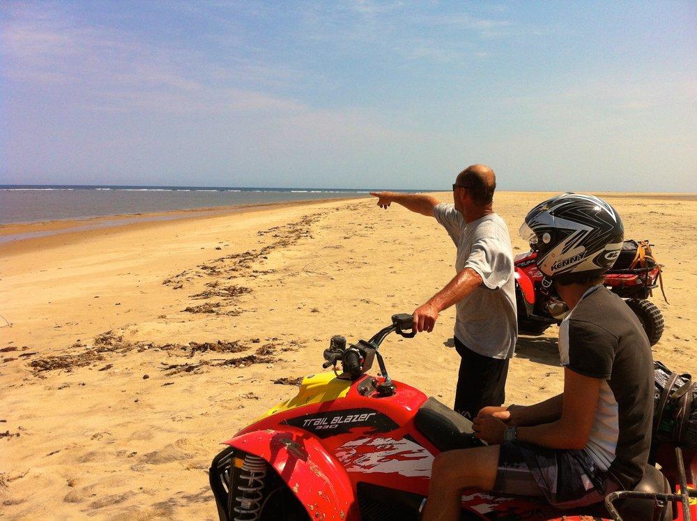Madagascar OMX Beach