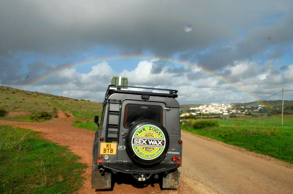 OMX Portugal Road Trip 2018