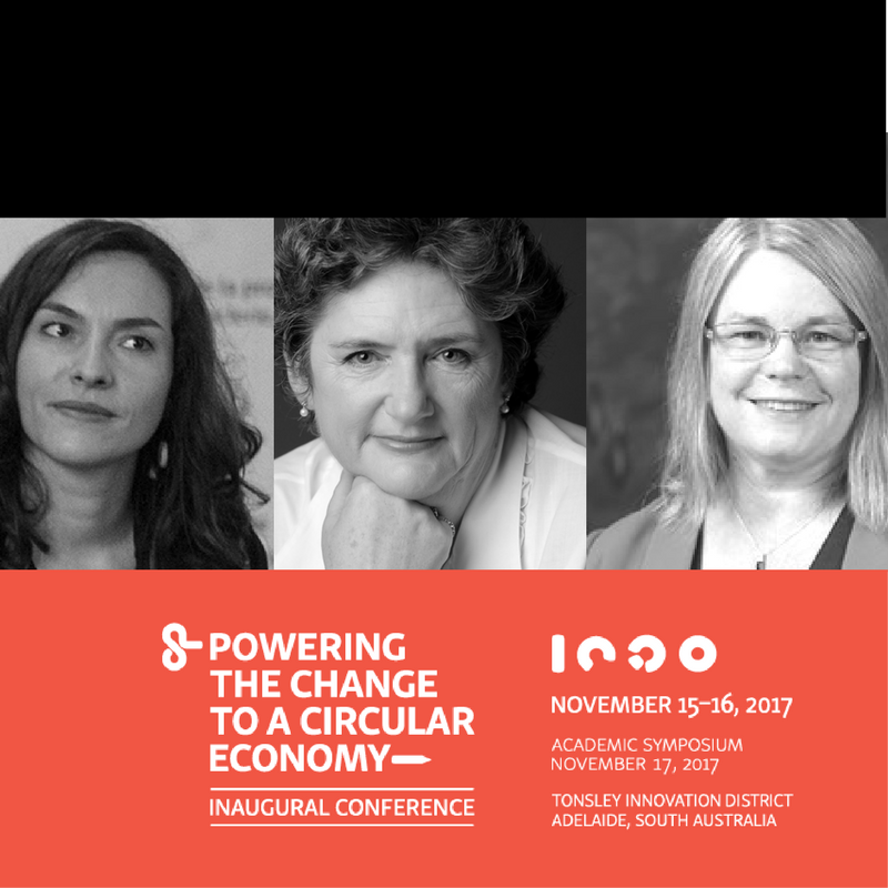 Tickets selling fast |symposium update& speaker spotlights - 20 Oct 2017Spotlighting speakers Amélie Rouvin (Veolia, France), Carmel Dollisson (ANZRP), and an academic symposium update (Bronwyn Laycock, UQ), there are even more reasons to attend the Powering the change to a circular economy conference. With tickets selling fast, be sure to make sure your place is secured.