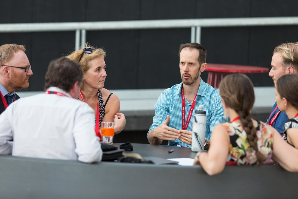 Collaborative COG sessions