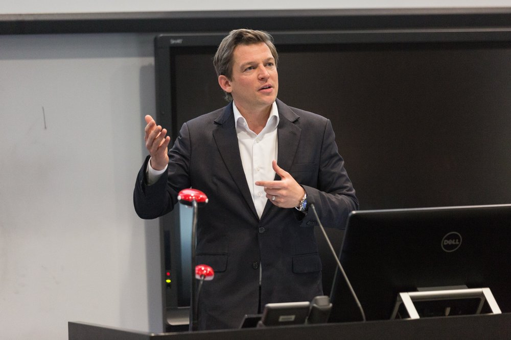 Opening: Philipp Dautel, Tonsley Innovation District