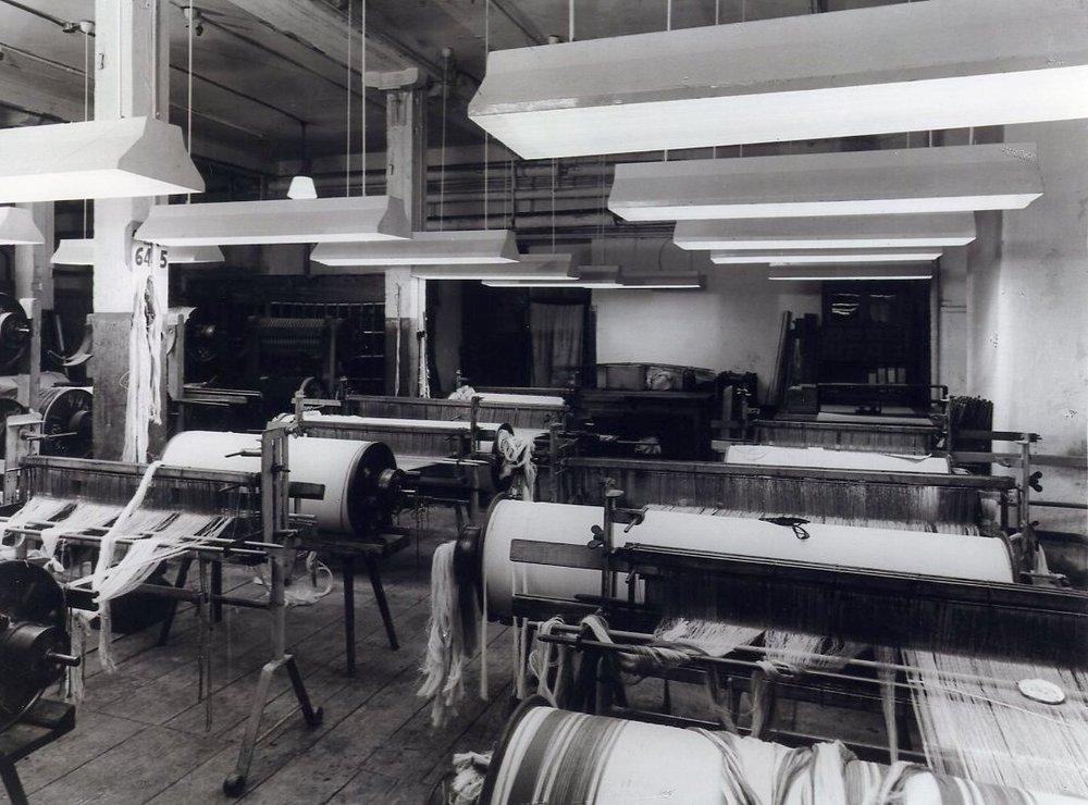 Produktion in Thüringen  Foto um 1950 (Risch-Lau) zur Verfügung gestellt von Georg Kastner