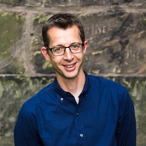Mike Buckenham - Director, Landscape ArchitectBA (Hons,) BLA, CMLI