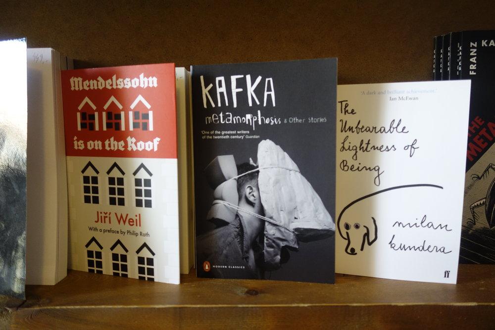 Kakfa Forlaget Silkefyret