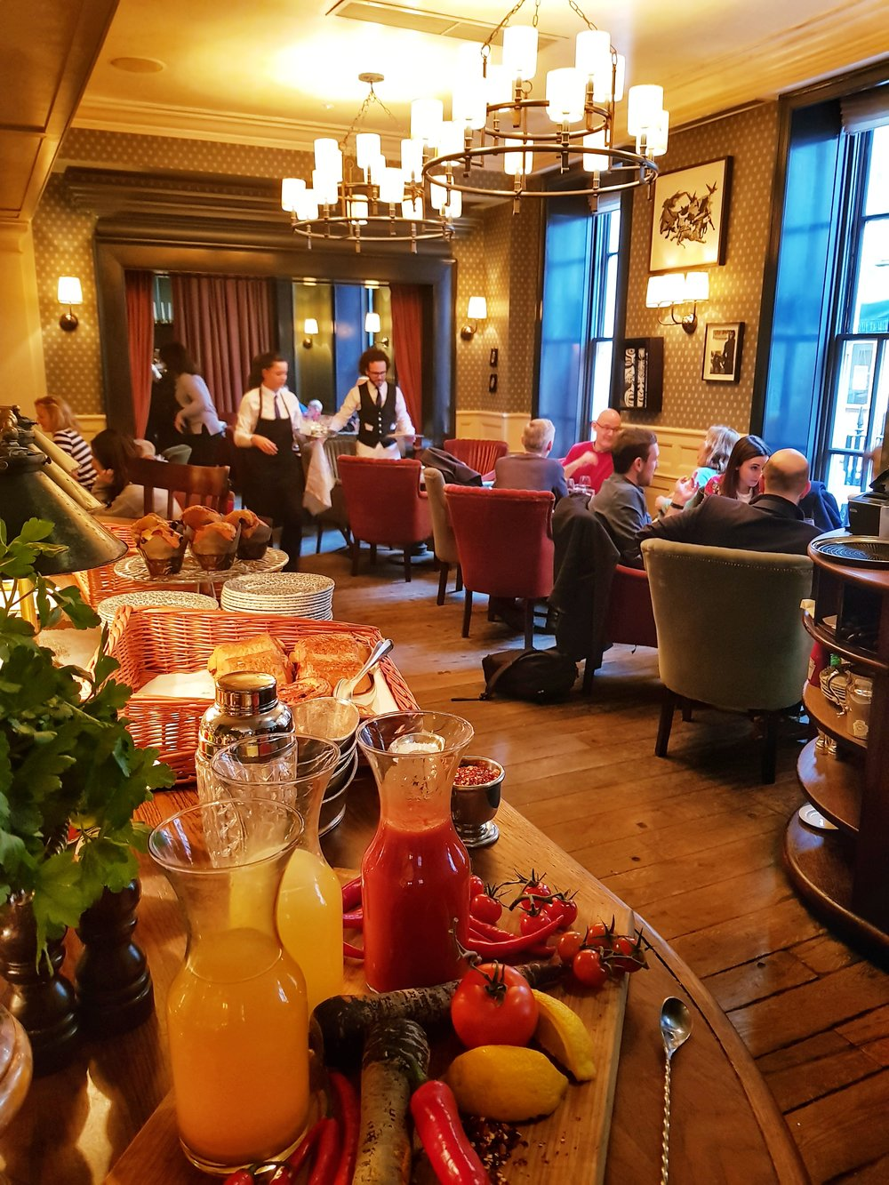Dean Street Townhouse review London