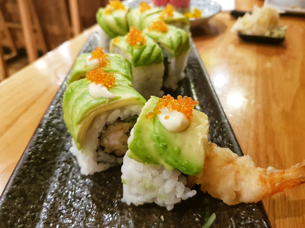 KANPAI RESTAURANT REVIEW EDINBURGH