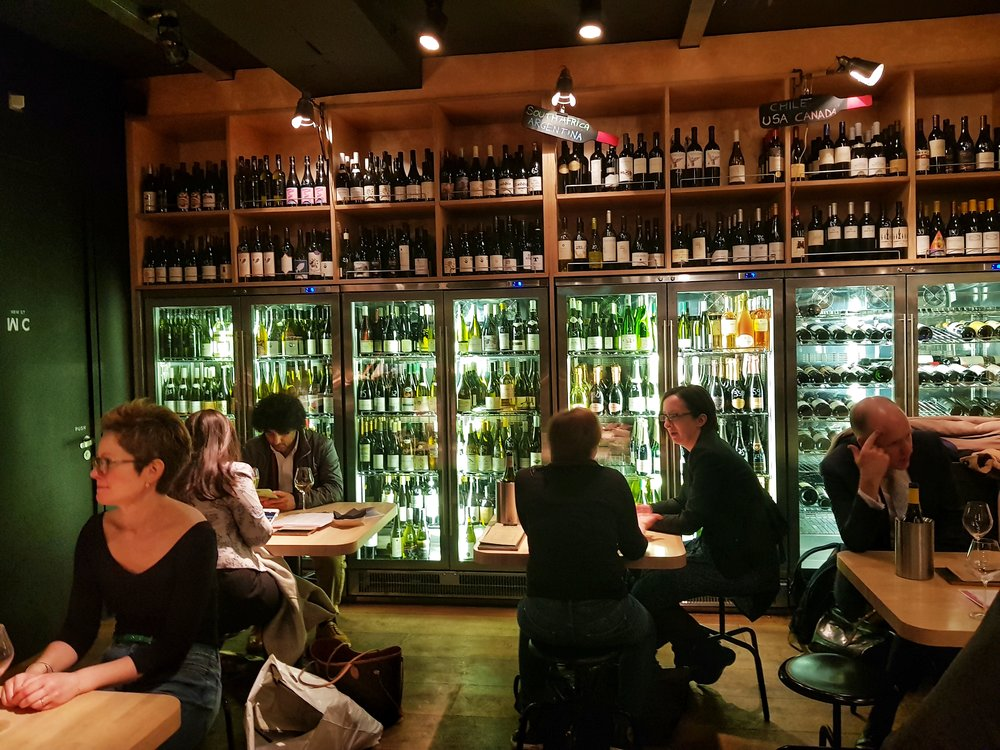NEW STREET WINE SHOP REVIEW LONDON
