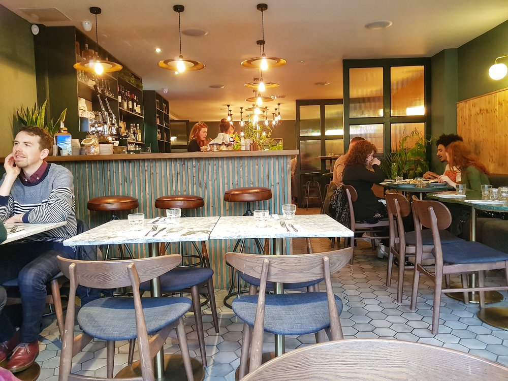 WOLF RESTAURANT REVIEW STOKE NEWINGTON
