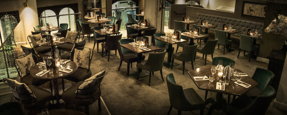 SILK AND GRAIN LONDON RESTAURANT REVIEW