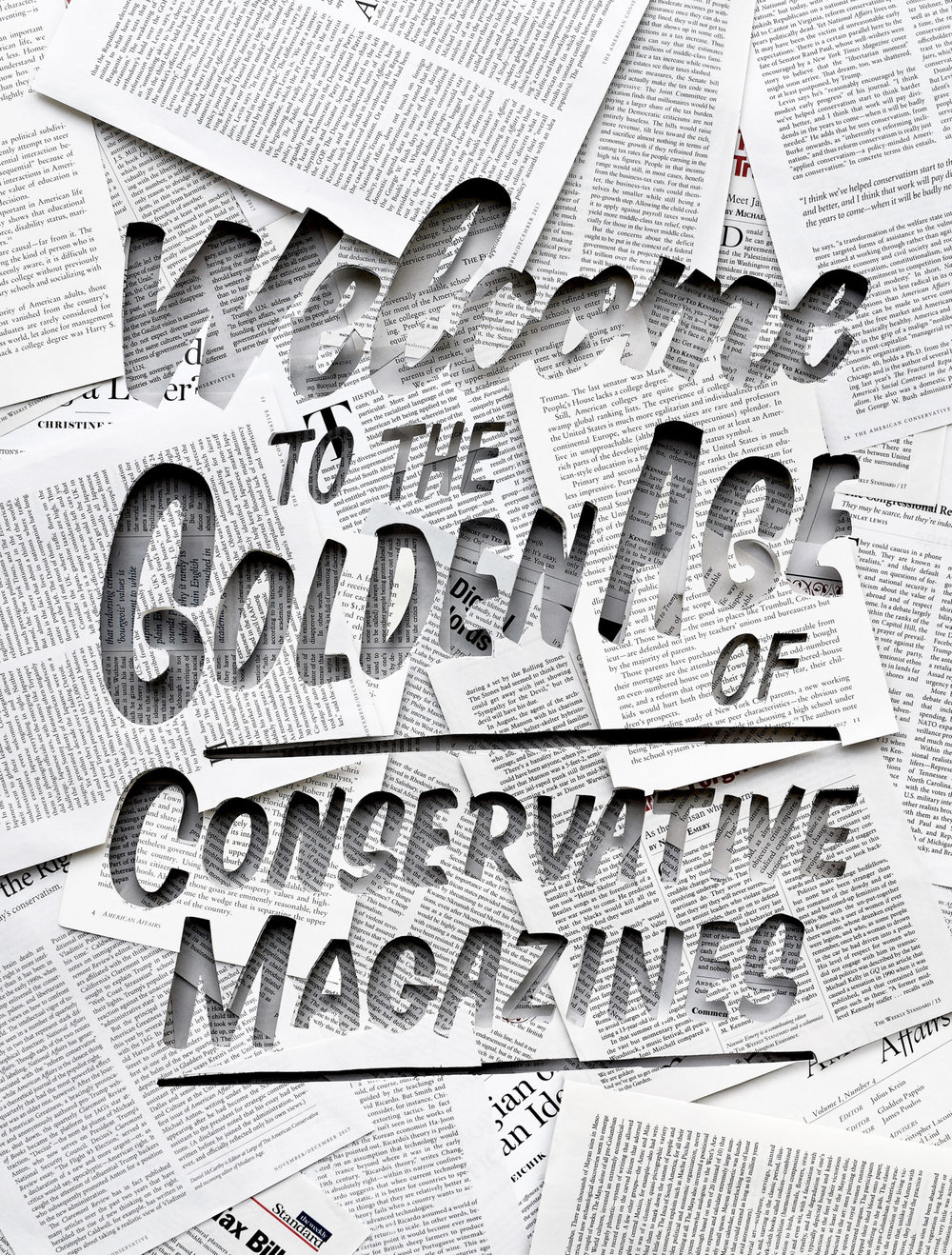 Welcome to the Golden Age of Conservative Magazines  for The Washington Post Magazine