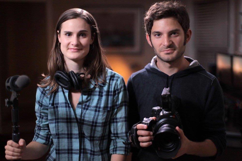 The Filmmakers, Matt Wechsler and Annie Speicher