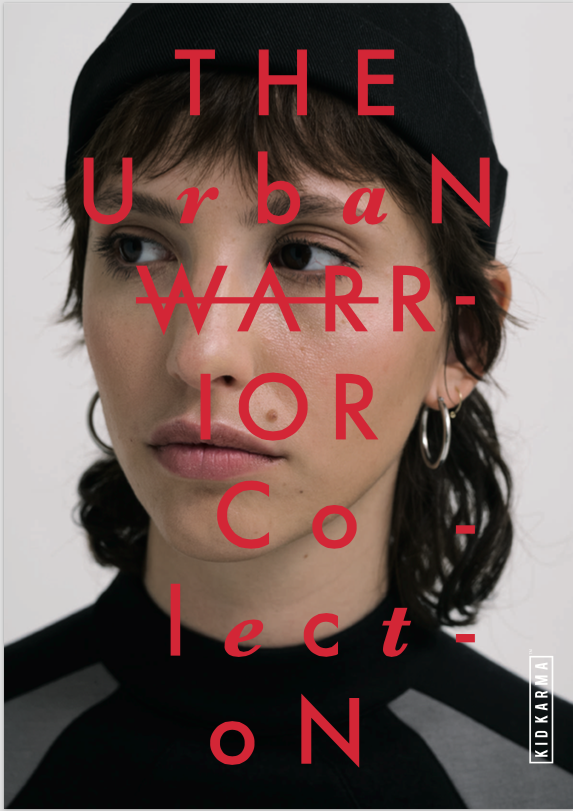 THE URBAN WARRIOR LOOKBOOK