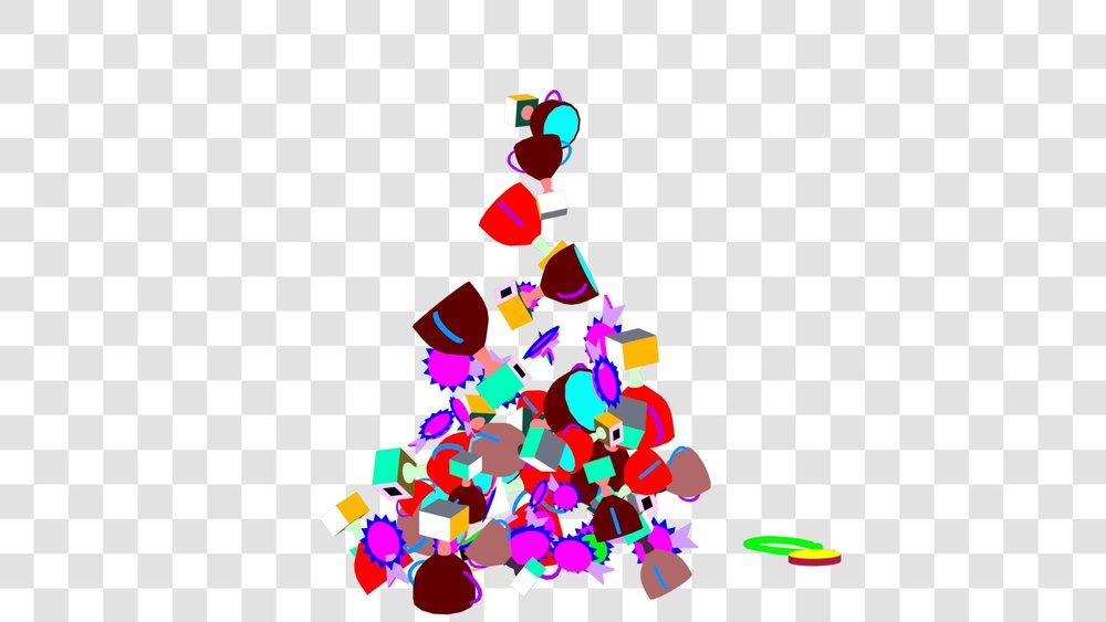 3D-Simulation från Maya