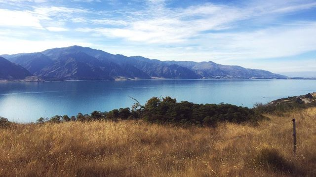 Just an ordinary landscape view here in NZ. #southisland #newzealand #nz #landscape #visitnewzealand