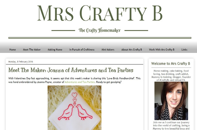 mrs crafty b interview