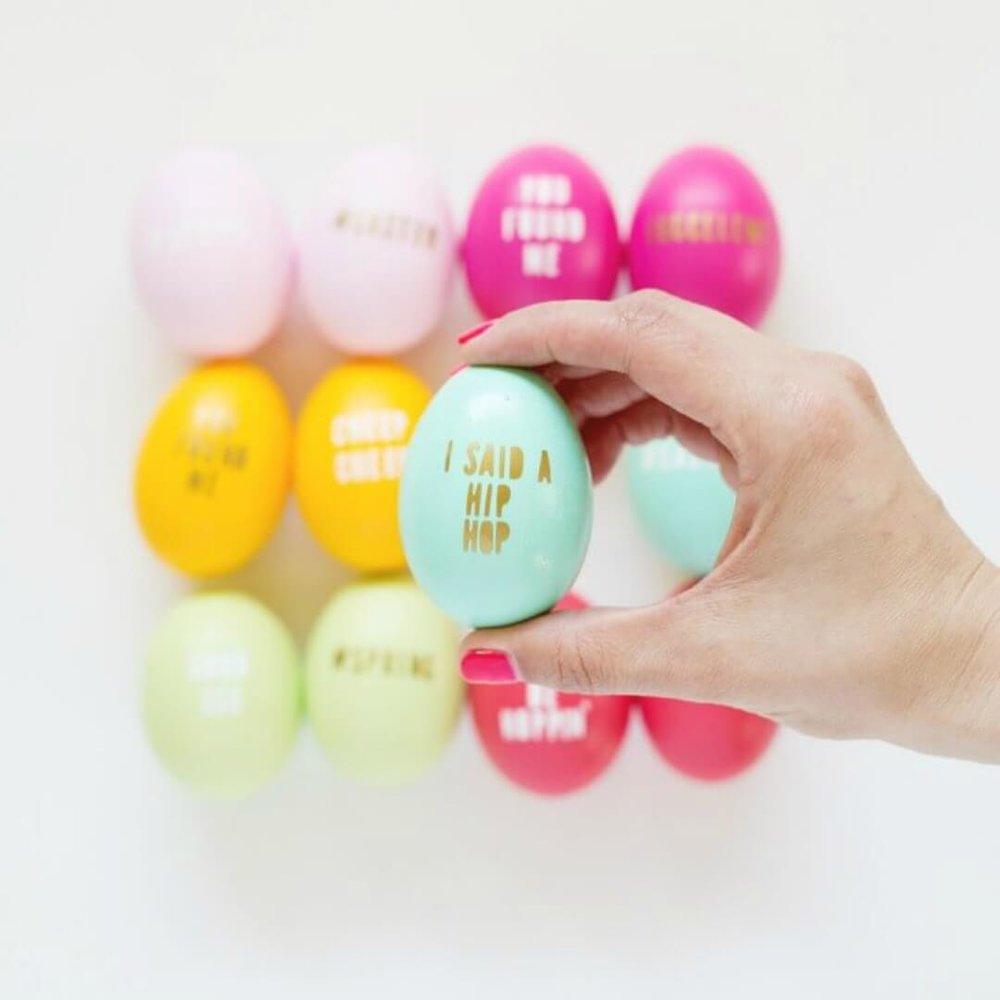 Lovely Indeed Easter Egg DIY