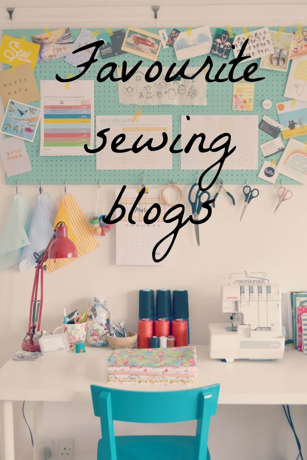 Favourite sewing blogs