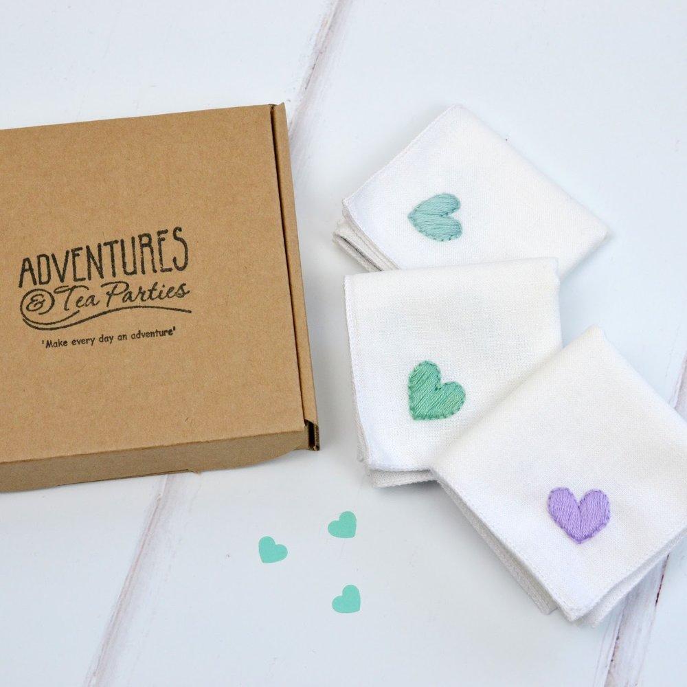 Adventures & Tea Parties