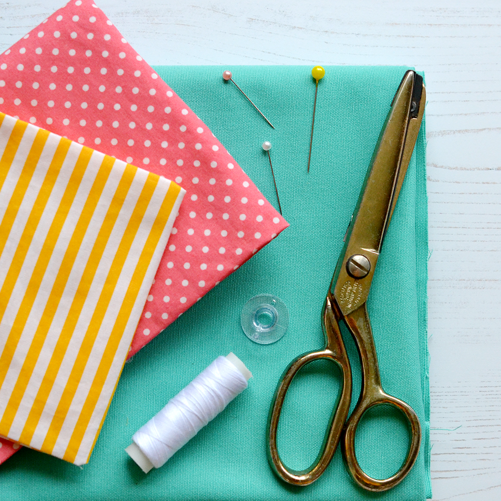10 top tips for beginning a sewing project. Sewing tips to use before starting a sewing project. Written by Joanna Payne, creative lifestyle blogger and sewer from Adventures and Tea Parties. Blog post available at Simple Stylish Makes