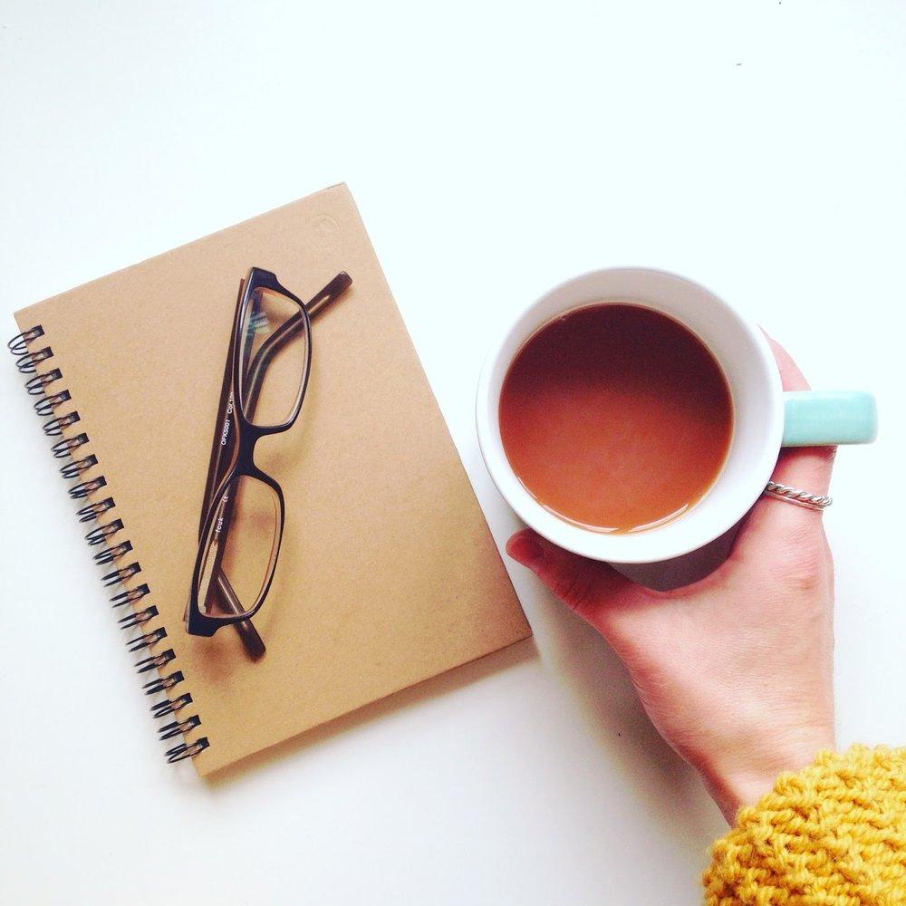 Adventures & Tea Parties top ten tips for starting an online business