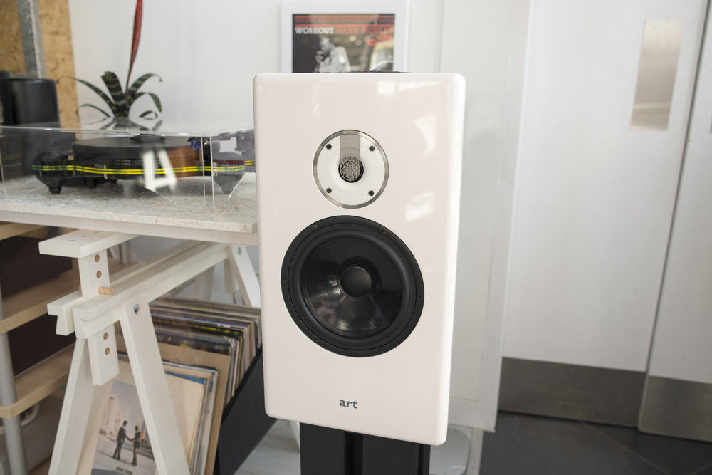 DRAM Monitor Speaker with Diamond Tweeter