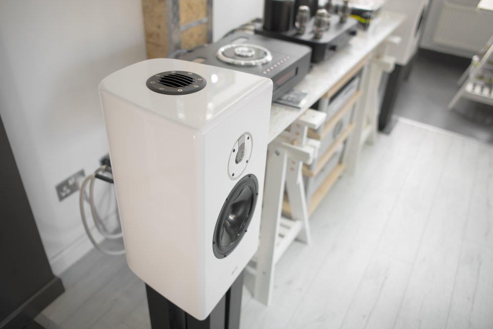 ART Loudspeakers DRAM Monitor 'Diamond version' speakers