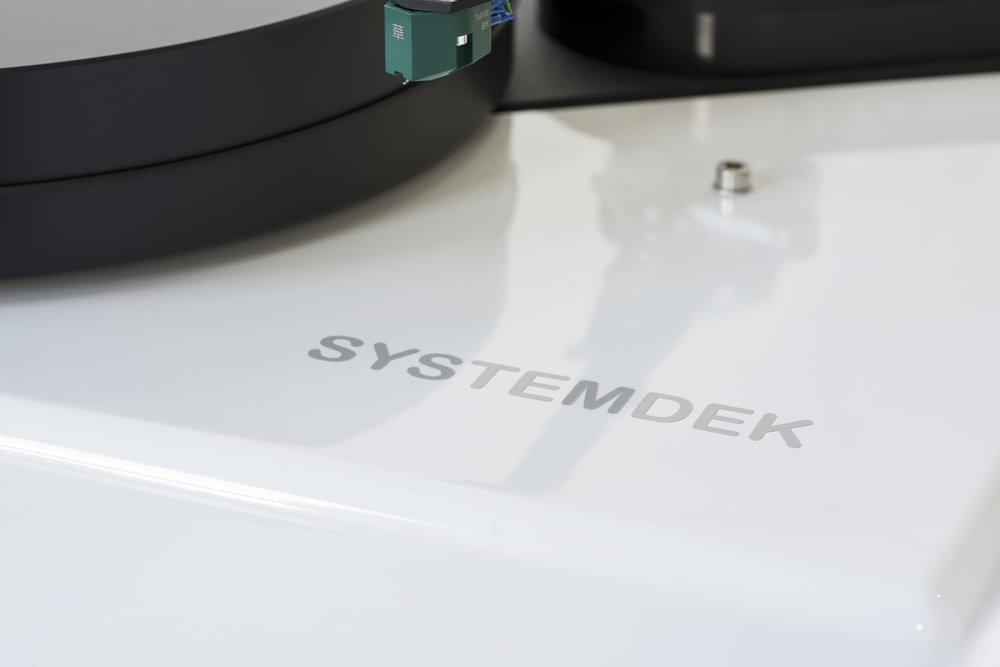 Systemdek Turntable