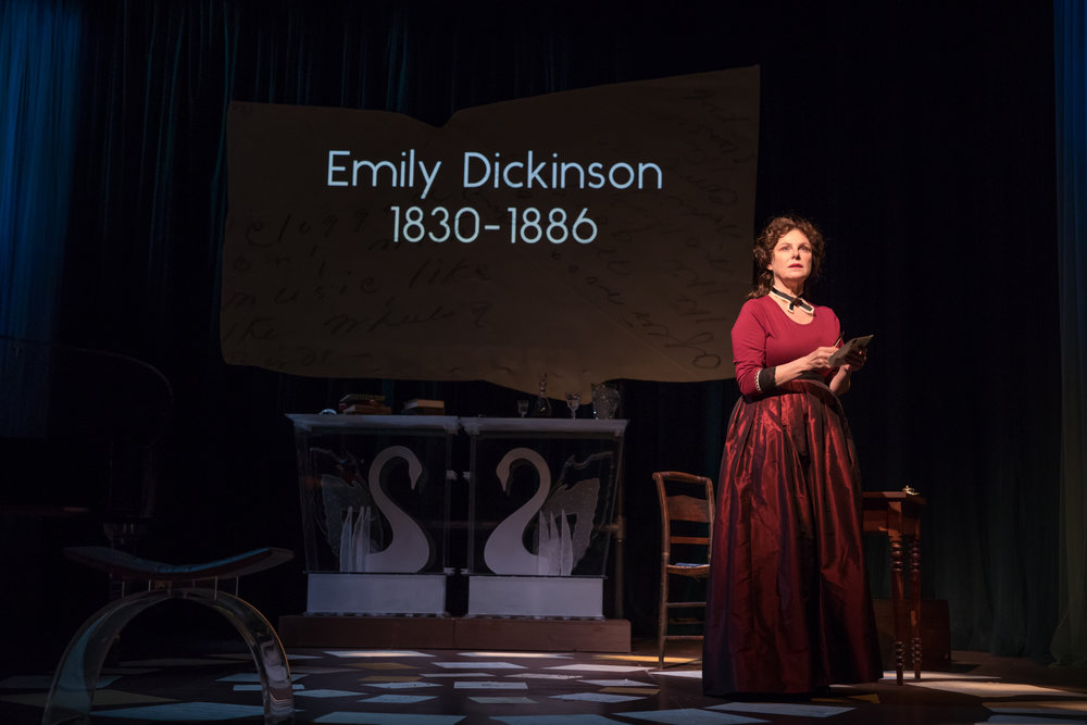 Because I Could Not Stop - An Encounter with Emily Dickinson