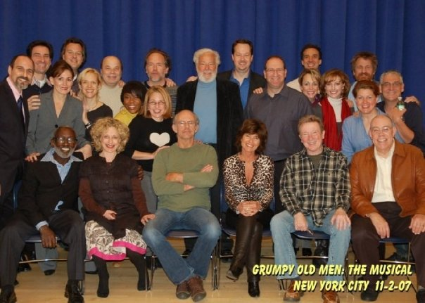 Grumpy Old Men, The Musical