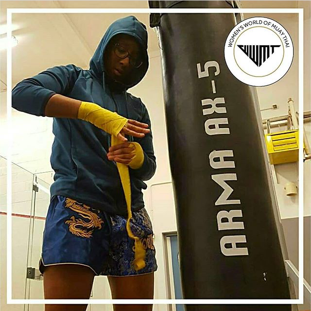 SUZANNE      MUAY THAI INSTRUCTOR, LONDON