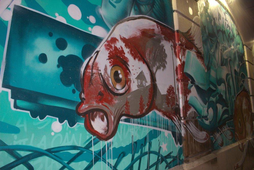 Front Avenue Fish