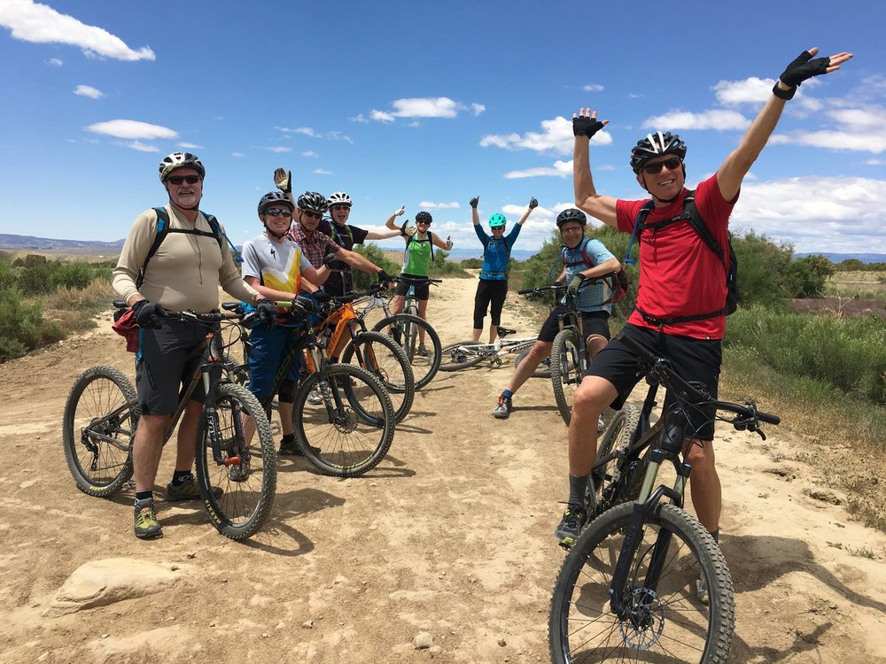 Cycling Education for All Abilities   Mountain Biking Lessons Utah   CycleAbility
