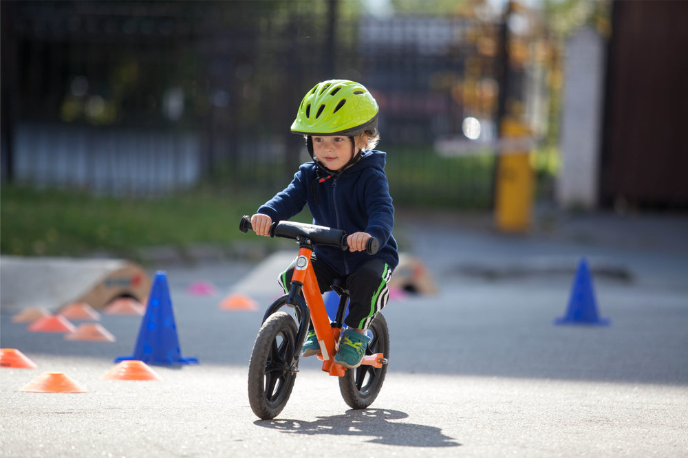 Cycling Education for All Abilities | Learn to Ride A Bike for Kids Utah | CycleAbility